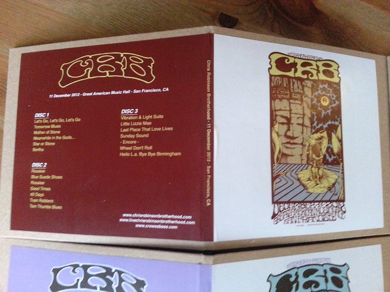 Chris Robinson Brotherhood - Big Moon Ritual (2012) - Page 2 20140116