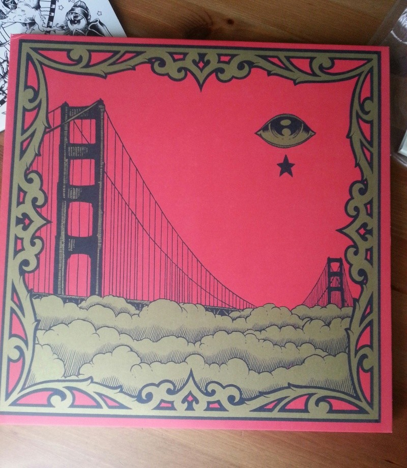 Chris Robinson Brotherhood - Betty's Blend Volume 1 20140323