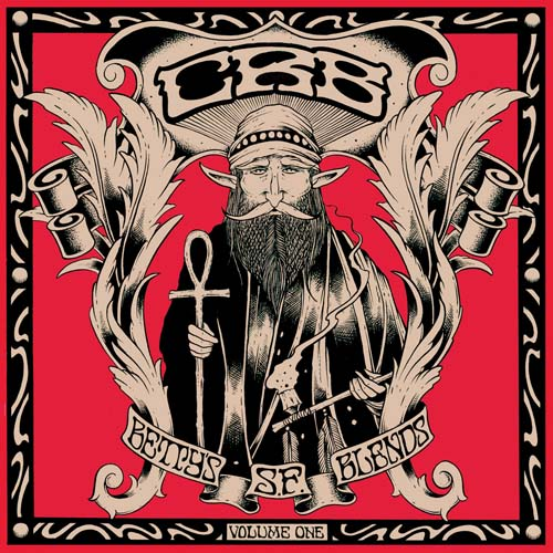 Chris Robinson Brotherhood - Betty's Blend Volume 1 Bettyb10