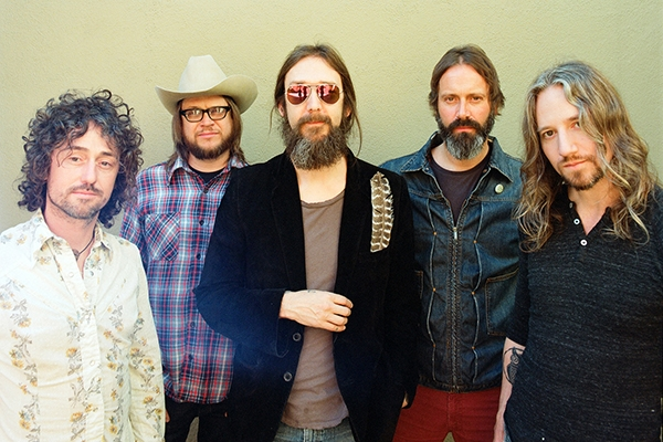 Chris Robinson Brotherhood - Phosphorescent Harvest (2014) Cr-60010