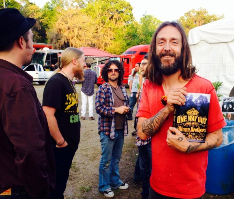 Chris Robinson Brotherhood - Photos / Arts Crb_wa11