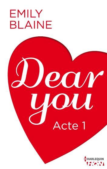 Dear You (Acte 1) - Emily Blaine Dy110