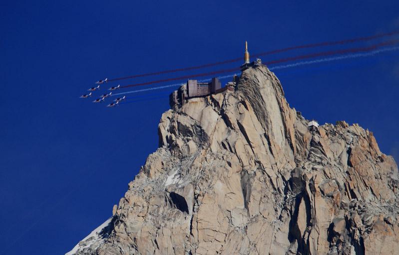 L'Aiguille du Midi, 3842 m Img_0610