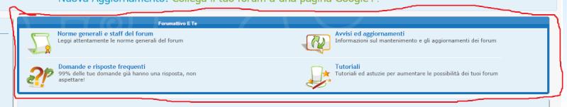 [Risolto]Doppio forum in uno solo Foruma10