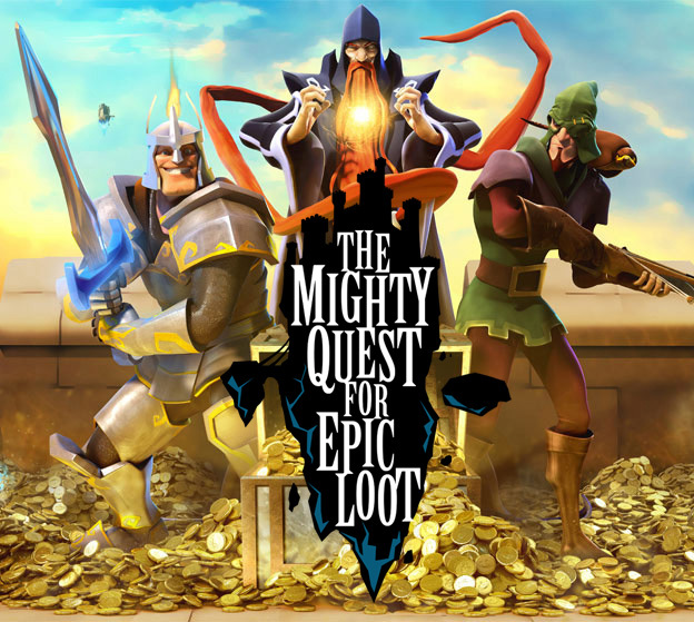 The Mighty Quest for Epic Loot Rubon110