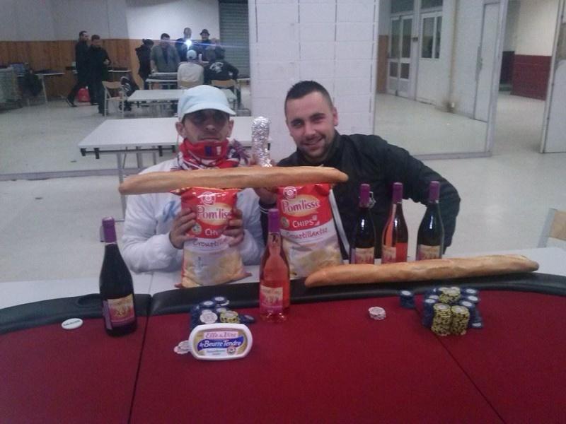 Soirée Beaujolais : Buffet et tournoi 13957610