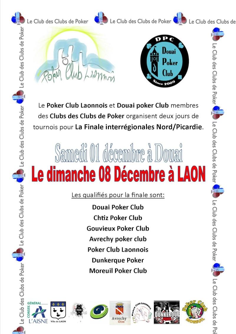 2er Manche Inter-Régionale Nord-Pas de Calais/Picardie Dimanche 8 Décembre Laon Cdc_10