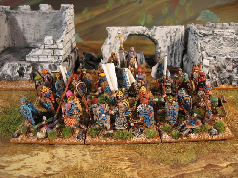 Début d'armée à Deus Vult Croisa10
