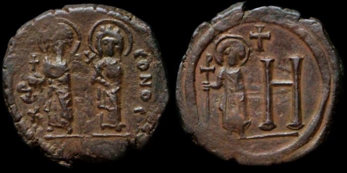 Byzantivm - l'histoire de l'empire byzantin et ses monnaies  0565-j18