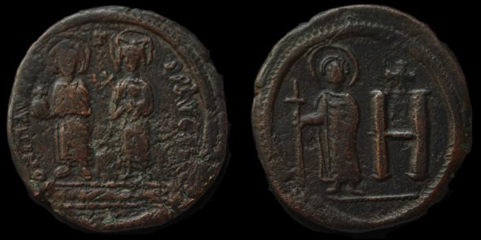 Byzantivm - l'histoire de l'empire byzantin et ses monnaies  0582-m14