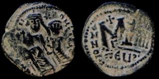 Monnaies pseudo-byzantines et arabo-byzantines 0610-h22