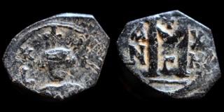 Monnaies pseudo-byzantines et arabo-byzantines 0661-a11