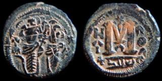 Monnaies pseudo-byzantines et arabo-byzantines 0700-a15