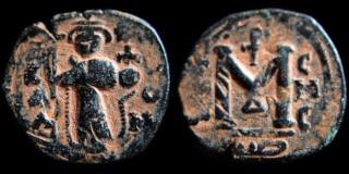 Monnaies pseudo-byzantines et arabo-byzantines 0700-a16