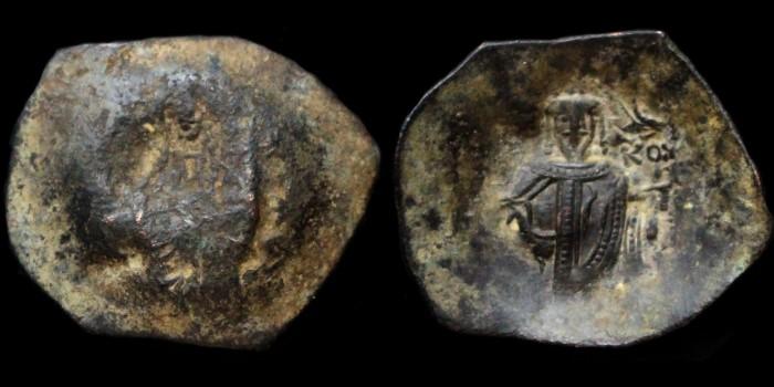 Monnaies de l'empire de Nicée 1208-t17