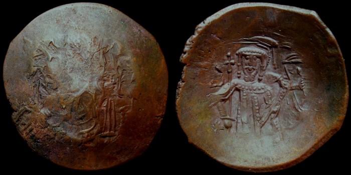 Monnaies de l'empire de Nicée - Page 2 1208-t20