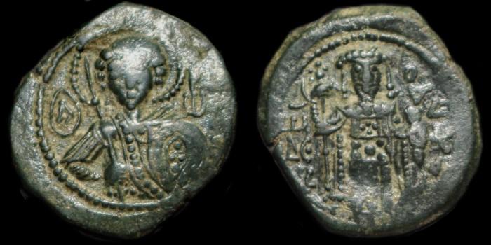 Monnaies de l'empire de Nicée - Page 2 1222-j11