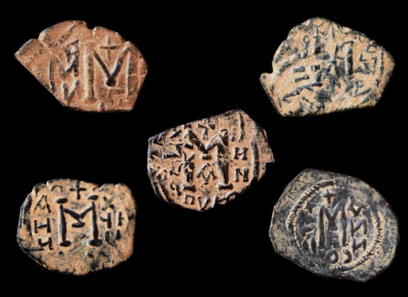 Monnaies pseudo-byzantines et arabo-byzantines Imitat11
