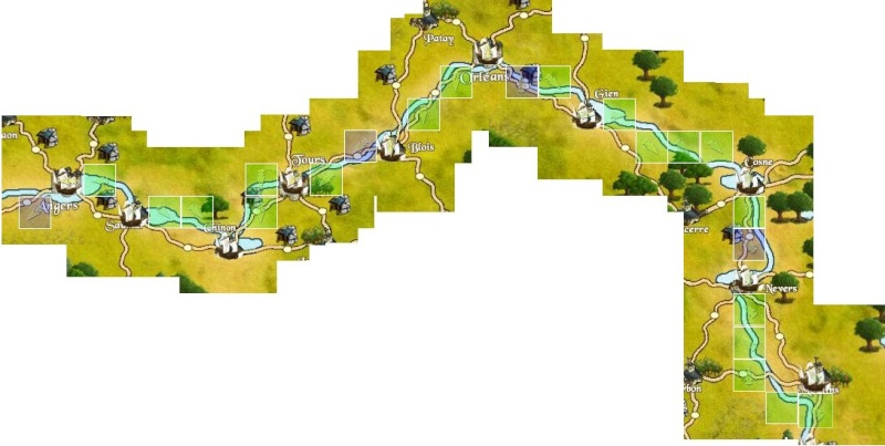 Cartographie de la Loire Loire10