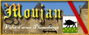 Promotion d'Aiolia (cavalier et Capitaine) et serment de Draziel (valet d'Arme) Plume12