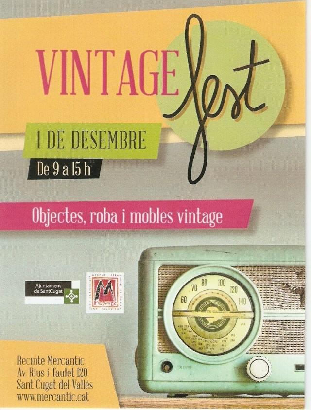 Vintage Fest Escane16