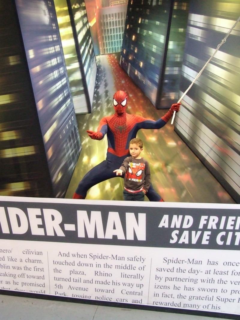 Rendez-Vous avec Spider-Man [Backlot - 2014] - Page 14 Dscf8511
