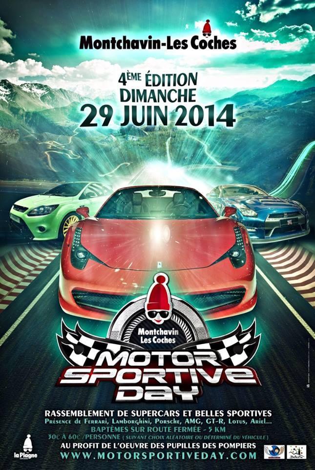 Motor Sportive day en Savoie le 29 juin 2014 15248010