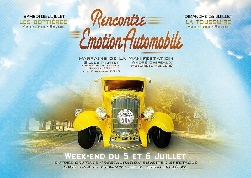 Rencontre Emotion Automobile en Savoie wkd 5/6 juillet 2014 Sans-t16