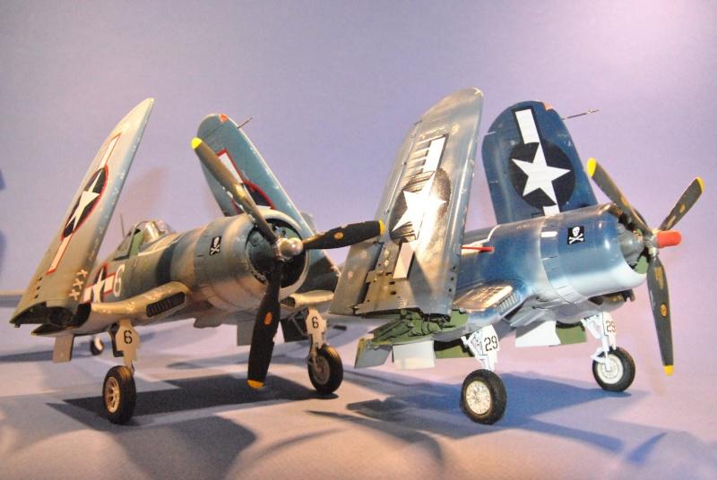 Vought Corsair F-4U1A 1/32ème Dsc_6867