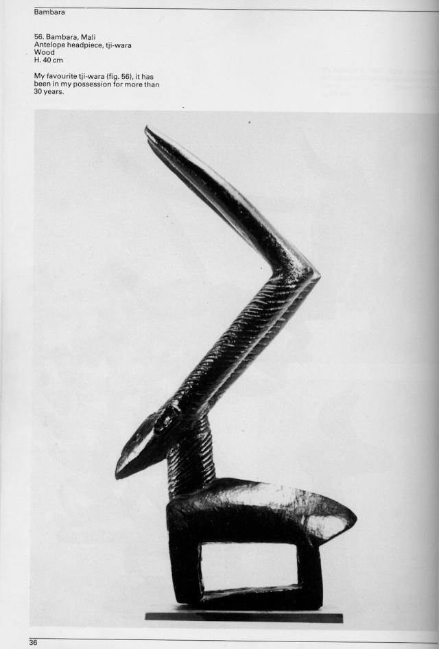 Bamana people, Ciwarakun (Chi-wara) or Sogonikun (Sogoni-kun), Headdress Sculpture, Sikasso Region (?), Mali Chiwar13