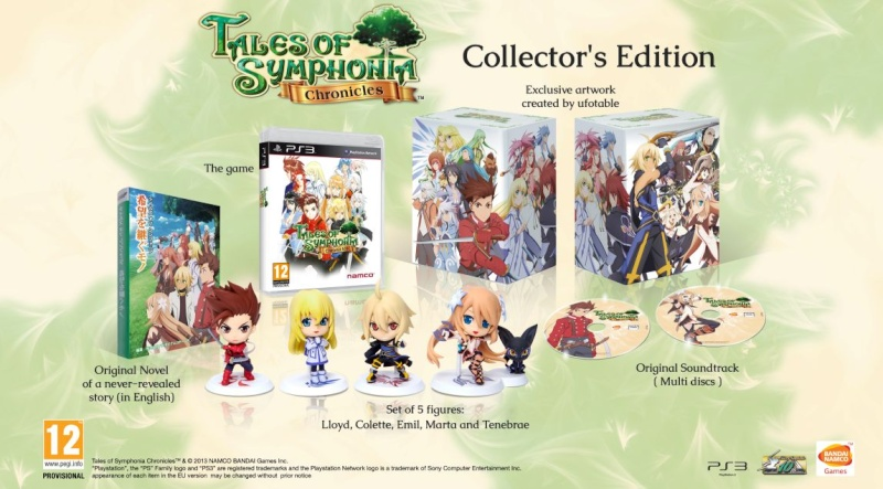 Tales of Symphonia Chronicles Bmuplo10