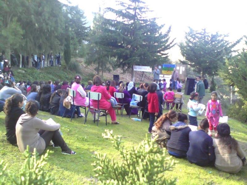 Célébration yennayer 2964 à Ait Aissa  (Aokas). 10137215