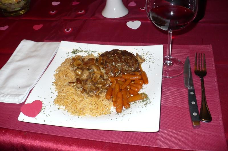 Filets mignons sauce champignons et Porto Souper11