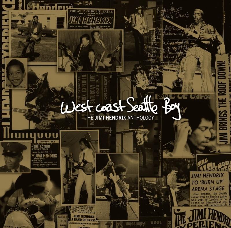 Jimi Hendrix West Coast Seatt Anthology  Front10