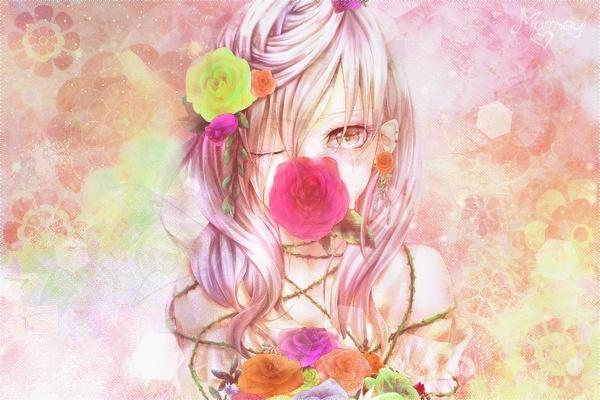 MAJ..uscule x) Flower10