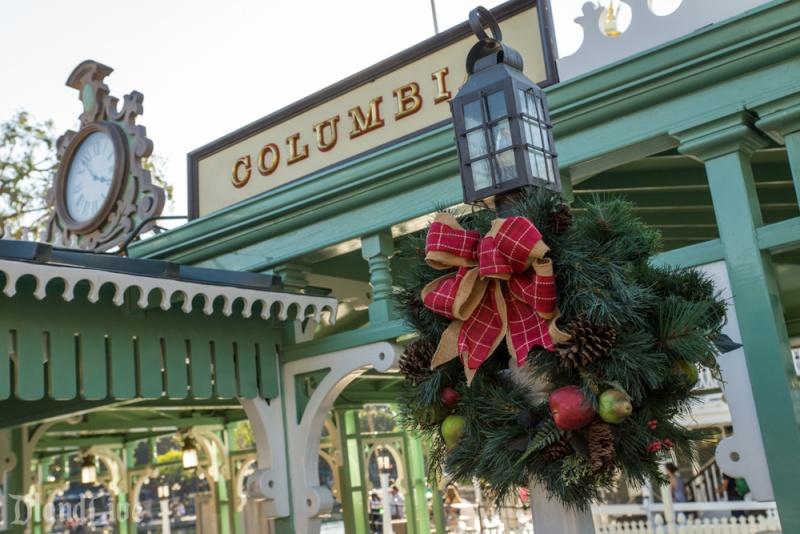 La saison de Noël idéale à Disneyland Paris  Fronti12