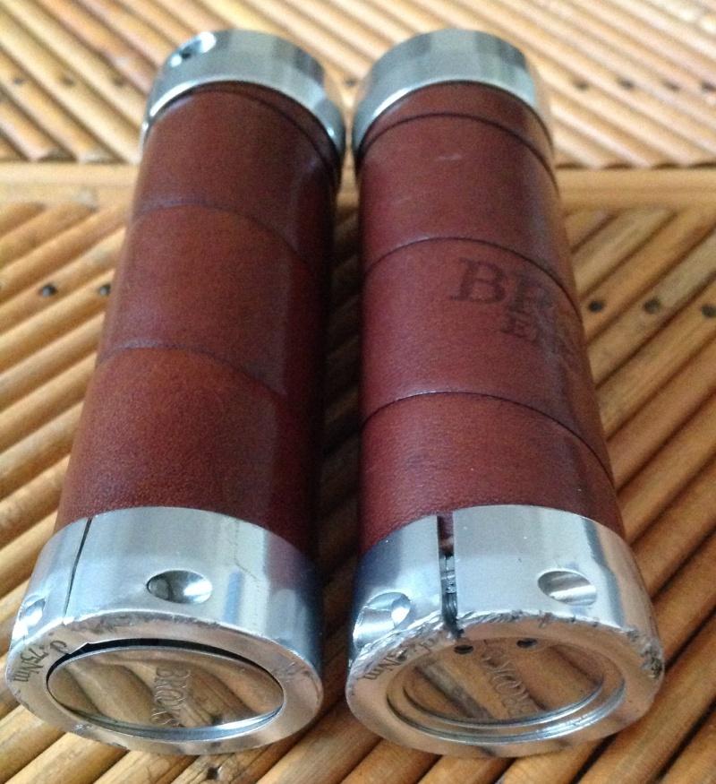 Selle Brompton 2012 neuve et poignées Brooks Image10