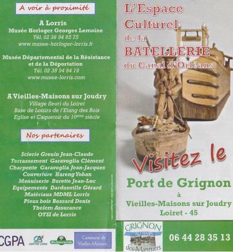 Espace culturel Batellerie Port de Grignon Grigno10