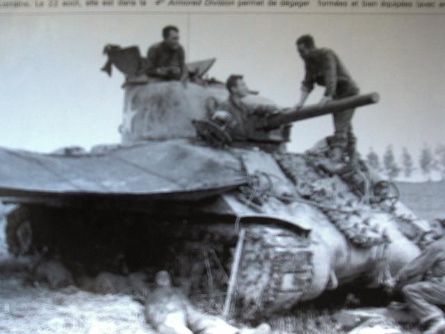 [Heller/Airfix] projet M4 Sherman Après Cobra 1/76 Mk1_110