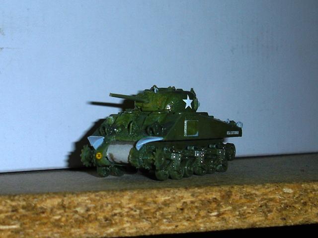 [Heller/Airfix] projet M4 Sherman Après Cobra 1/76 S10