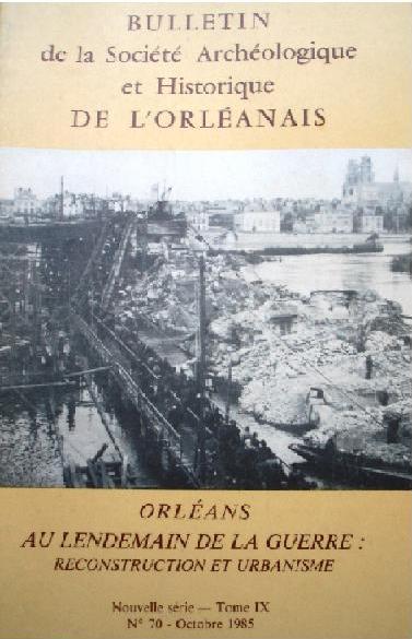 Reconstruction d'Orléans Sao11