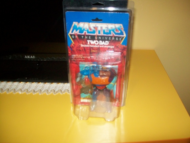vendo masters 1984 two bad fondo di magazzino 00111