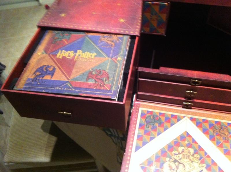 Harry Potter Die-cast Collectors Edition Set Img_0512