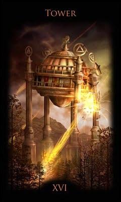 Таро Черный Гримуар «Некрономикон» (Dark Grimoire Tarot) 1611