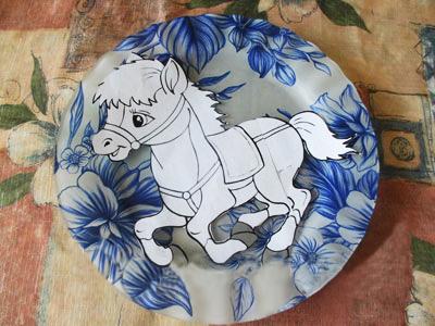"""""""Салат маленький пони"""" Salad-10"""