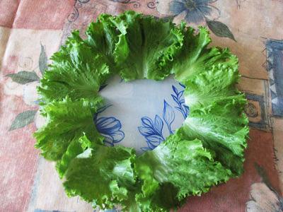 """""""Салат маленький пони"""" Salad-11"""