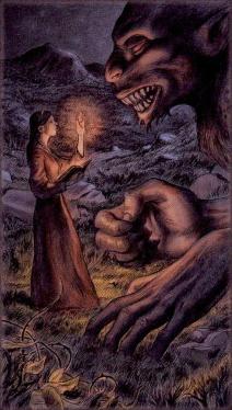 Dark Grimoire Tarot. Избранное. Streng10