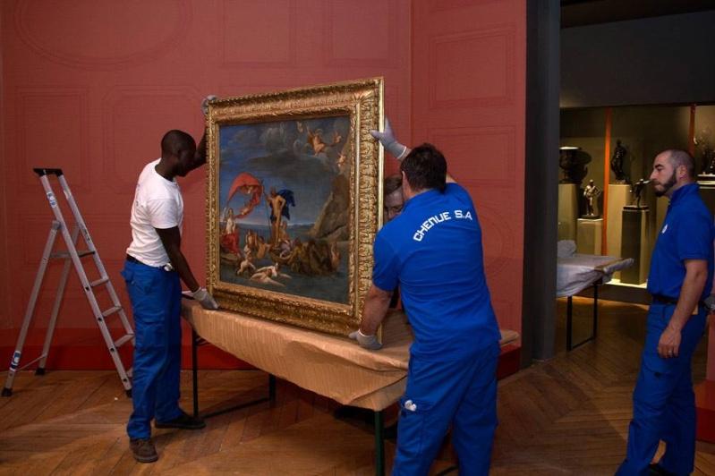 Exposition et Année André Le Nôtre à Versailles en 2013 13797310