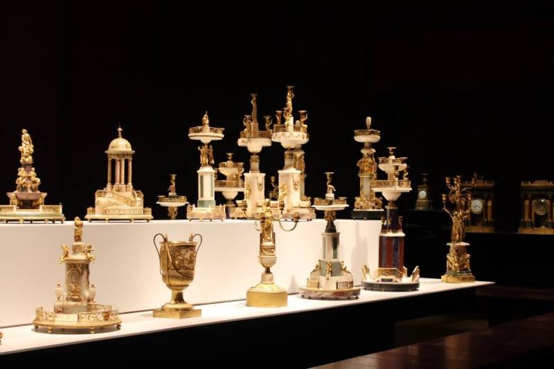 Exposition : Le surtout offert par Charles IV à Napoléon 1er 14841710