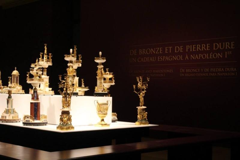 Exposition : Le surtout offert par Charles IV à Napoléon 1er 60394310